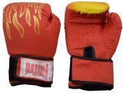 Боксови ръкавици Fire, 10 oz