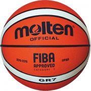 Баскетболна топка Molten BGR7-OI