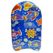 Дъска за плуване и сърф с принт, 44 см