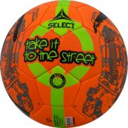 Футболна топка Select Street Soccer, оранж