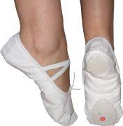 Балетни обувки Класик Бяло, детски