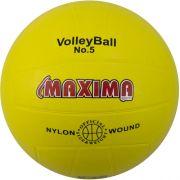 Волейболна топка Maxima Nylon, жълто