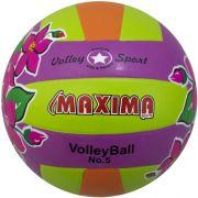Волейболна топка Maxima Nylon, пъстроцветна