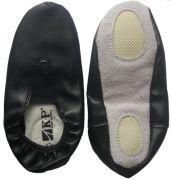 Детски гимнастически обувки, черни