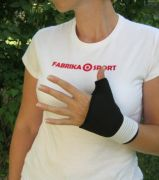 Протектор за китка с фиксиране на палеца