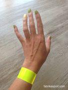 Светлоотразителна гривна за ръка