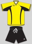 Футболен екип за отбор Берген