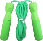 Въже за скачане с масажни дръжки