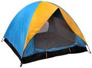 Триместна палатка, двуслойна
