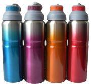 Метална бутилка с държач, 700 ml