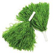 Мажоретни помпони Зелени, 200 г