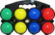 Комплект за петанк с 8 топки